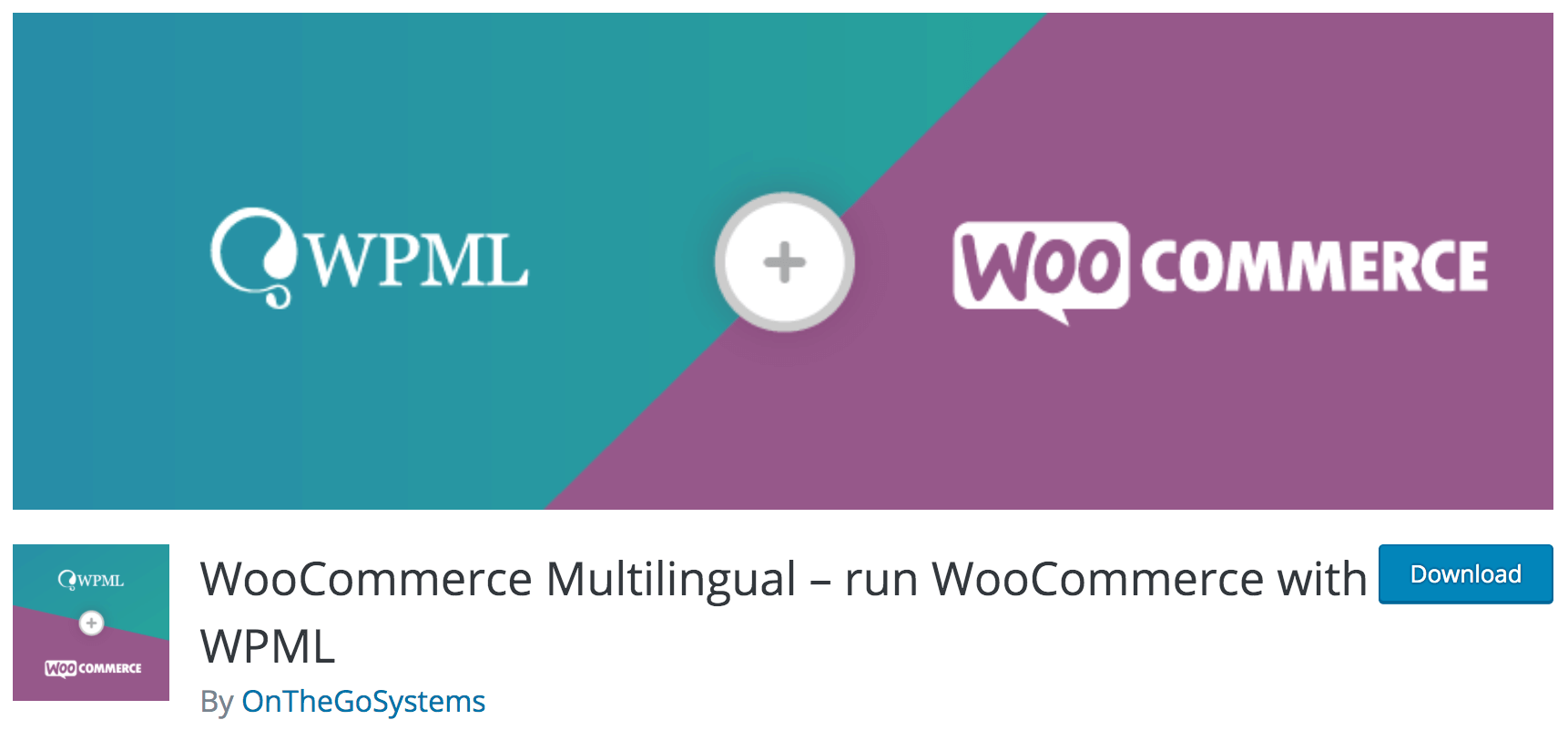 WooCommerce Multilingual with WPML